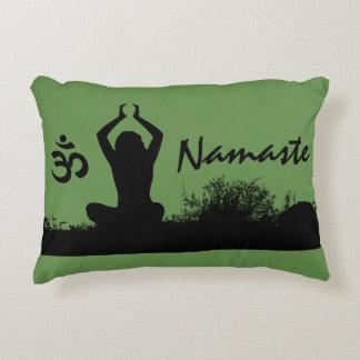 Almohada de tiro espiritual de Namaste Chakra Buda