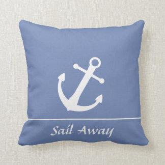 Almohada de tiro náutica ausente de la vela