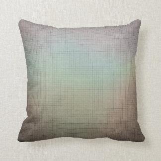Almohada de tiro S - fondo de color topo con las