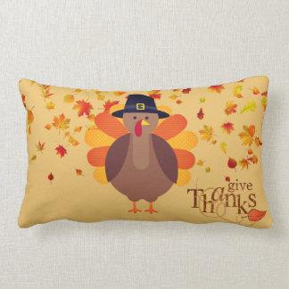 Almohada de Turquía de la acción de gracias