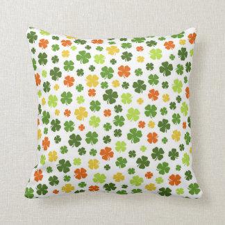 Almohada decorativa del día de St Patrick