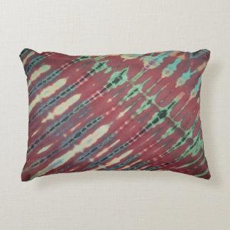 Almohada del acento del algodón del batik de Boho Cojín
