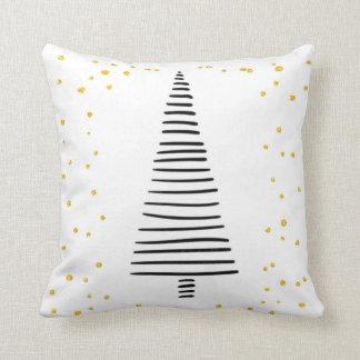 Almohada del árbol del invierno