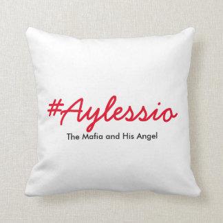almohada del #Aylessio