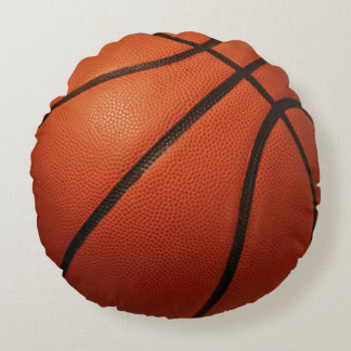 Almohada del baloncesto cojín redondo