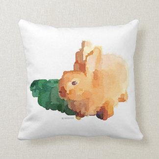 Almohada del bebé del conejo de conejito