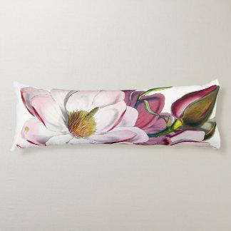 Almohada del cuerpo de la magnolia de Campbell