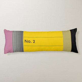 ¡Almohada del cuerpo del lápiz de no. 2 del Almohada De Cuerpo Entero
