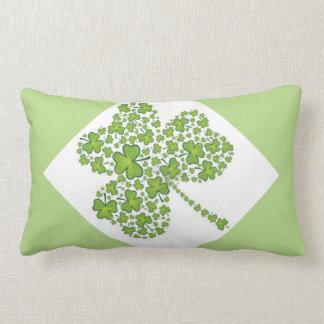 Almohada del día de St Patrick