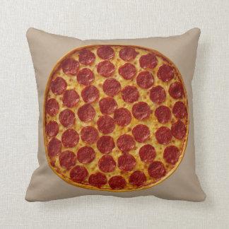 Almohada del diseño de la pizza de la diversión