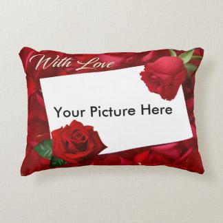 Almohada del el día de San Valentín
