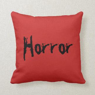 Almohada del género - horror