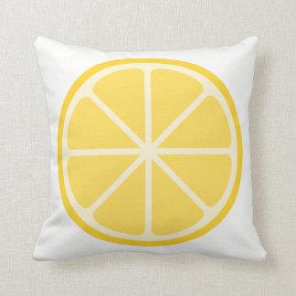 Almohada del limón
