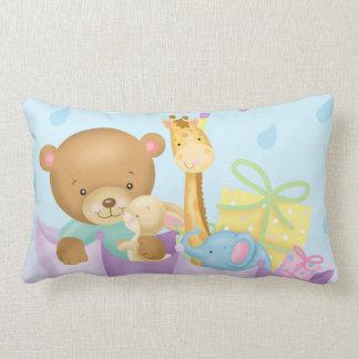 Almohada del Lumbar de los regalos del bebé del