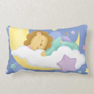 Almohada del Lumbar del bebé de los sueños dulces