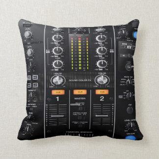 almohada del mezclador de DJ