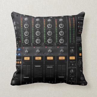 almohada del mezclador de la placa giratoria de DJ