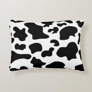 Almohada del modelo de la vaca