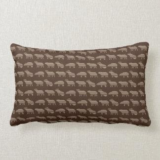 Almohada del modelo del Capybara