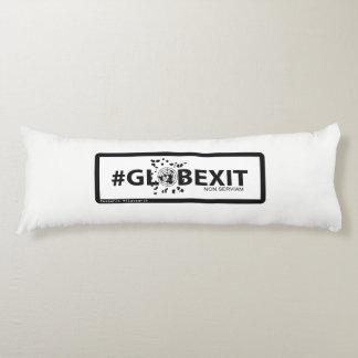 Almohada del poliéster del #GLOBEXIT