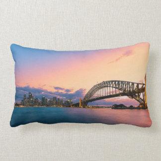 Almohada del puente de puerto de Sydney