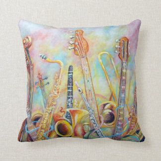 Almohada del ramo de la música
