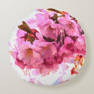 Almohada del reversible del crisantemo y de la