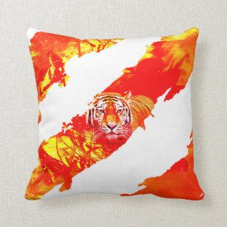 Almohada del tigre del fuego