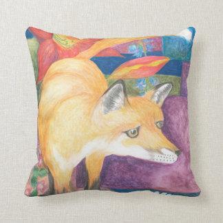 almohada del zorro