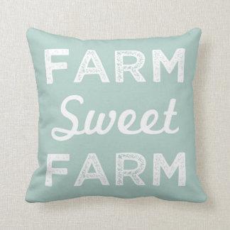 Almohada dulce de la granja de la granja