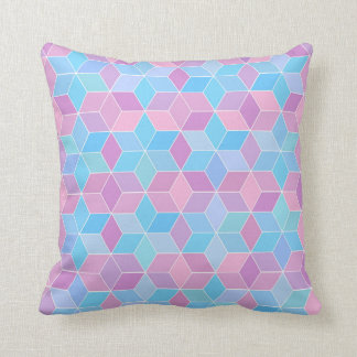 almohada dulce geométrica digital moderna
