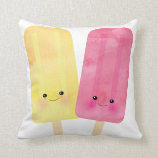 Almohada feliz del Popsicle