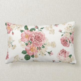 almohada floral