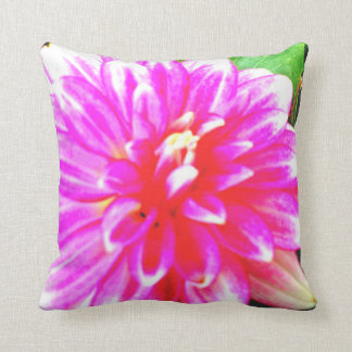 Almohada floral