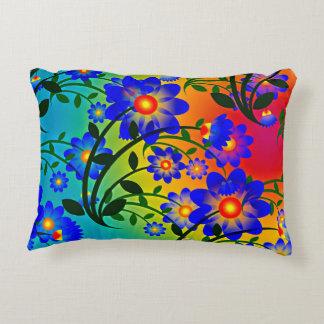 almohada floral de la decoración cojín decorativo