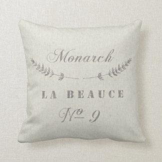 Almohada francesa del saco del grano