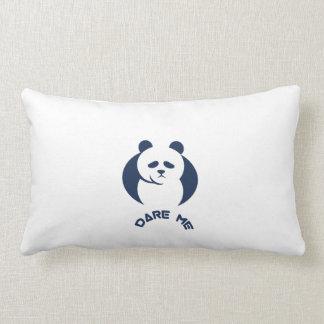 almohada impresa panda