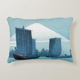 Almohada japonesa de los veleros