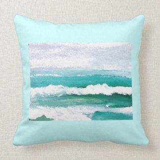Almohada juguetona 4 de la decoración de la playa