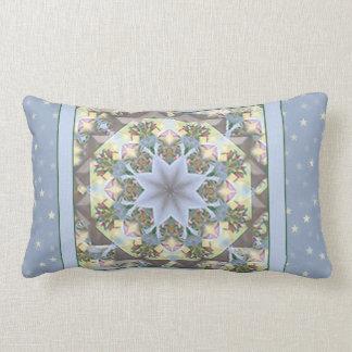 Almohada/lavanda lumbares de la mandala de la cojín lumbar