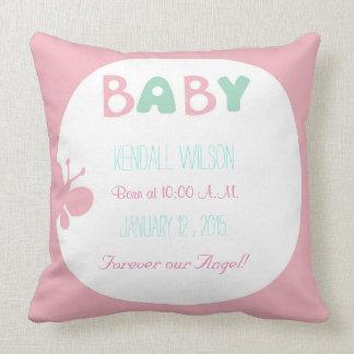 Almohada linda del bebé
