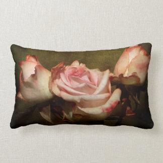 Cojín Lumbar Almohada lumbar color de rosa polvorienta