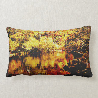 Almohada lumbar - corriente del otoño - a todo