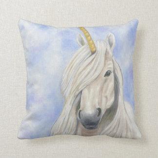 Almohada majestuosa del unicornio