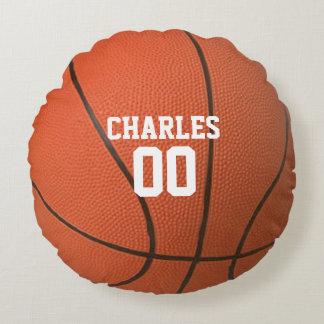 Almohada personalizada amante del baloncesto