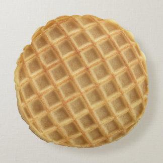 Almohada redonda de la galleta
