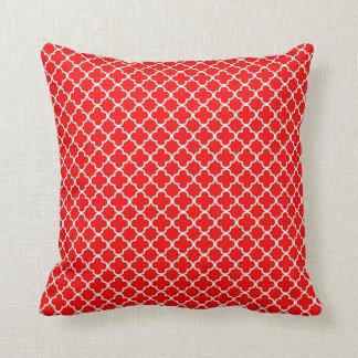 Almohada reversible de la decoración de la cereza