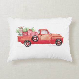 Almohada roja del camión de Chevy