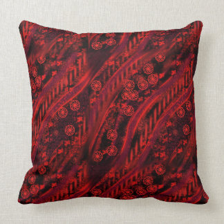 Almohada roja del derviche
