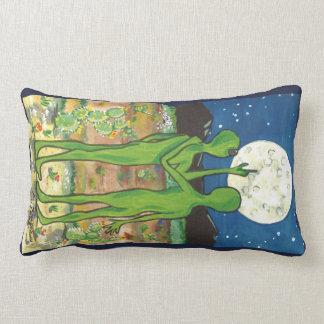 Almohada romántica del diseñador del UFO Roswell